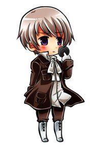 Rating: Safe Score: 3 Tags: chibi hajime_(kaniku) hetalia_axis_powers iceland male User: Amperrior
