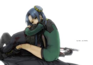 Rating: Safe Score: 20 Tags: blood hitaki_azami kikokugai kong_ruili kong_taolo User: Nekotsúh
