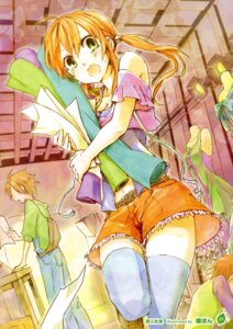 Rating: Safe Score: 32 Tags: tachibana_pon thighhighs User: Twinsenzw