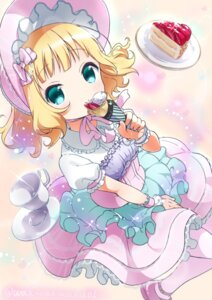 Rating: Safe Score: 22 Tags: dress gochuumon_wa_usagi_desu_ka? kirima_sharo lolita_fashion tippy_(gochuumon_wa_usagi_desu_ka?) waki_(pixiv2609622) User: Mr_GT