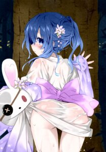 Rating: Questionable Score: 132 Tags: ass date_a_live loli see_through skirt_lift wet wet_clothes yoshino_(date_a_live) yukata User: kiyoe