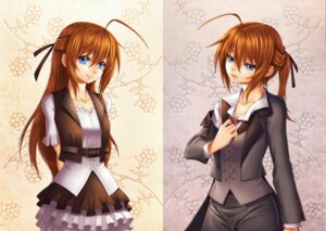 Rating: Safe Score: 11 Tags: character_design cleavage konoe_subaru mayo_chiki! reverse_trap zerg309 User: charunetra