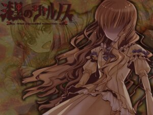 Rating: Safe Score: 4 Tags: akira_(kaned_fools) charlotte_bronte dress shikkoku_no_sharnoth wallpaper User: Devard