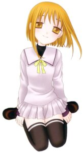 Rating: Safe Score: 6 Tags: fruits_basket seifuku sohma_kisa takaya_natsuki thighhighs User: hurtm\onfire