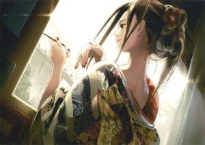 Rating: Questionable Score: 35 Tags: eretto kimono User: Twinsenzw