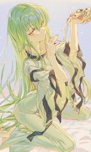 Rating: Questionable Score: 32 Tags: bodysuit c.c. code_geass hong User: yanis