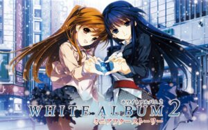 Rating: Safe Score: 39 Tags: ogiso_setsuna pantyhose tagme touma_kazusa white_album white_album_2 white_album_2:_after_story User: 不完全な翼