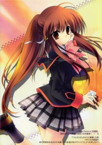 Rating: Safe Score: 28 Tags: little_busters! natsume_rin rei rei's_room seifuku User: MirrorMagpie