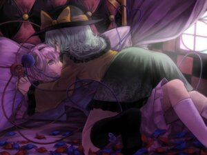 Rating: Safe Score: 34 Tags: komeiji_koishi komeiji_satori mister_rhino touhou wallpaper yuri User: Mr_GT