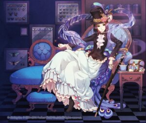 Rating: Safe Score: 13 Tags: dress gin_(oyoyo) perfect_world User: Mr_GT