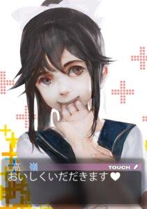 Rating: Safe Score: 9 Tags: love_plus seifuku takane_manaka ushihachi User: Radioactive