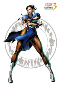 Rating: Safe Score: 25 Tags: capcom chinadress chun_li dress marvel_vs_capcom marvel_vs_capcom_3 pantyhose shinkirou street_fighter User: Radioactive