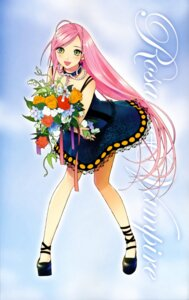 Rating: Safe Score: 24 Tags: akashiya_moka dress rosario_+_vampire User: Wraith