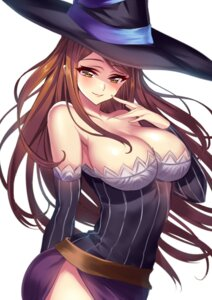 Rating: Safe Score: 64 Tags: cleavage dragon's_crown dress gan sorceress User: Mr_GT