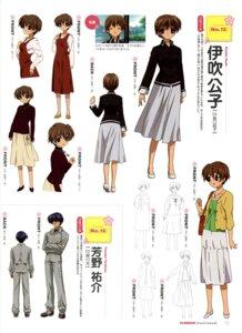 Rating: Safe Score: 2 Tags: clannad ibuki_kouko profile_page yoshino_yusuke User: Roc-Dark