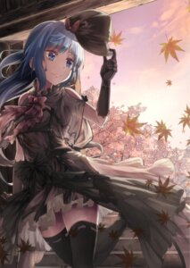 Rating: Safe Score: 58 Tags: dress saraki thighhighs User: Mr_GT