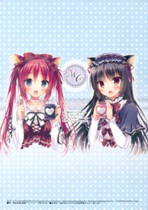 Rating: Questionable Score: 51 Tags: animal_ears hisama_kumako lolita_fashion moco_chouchou nekomimi User: Twinsenzw