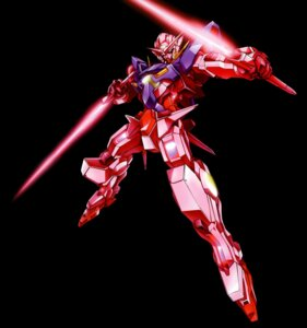 Rating: Safe Score: 15 Tags: gundam gundam_00 gundam_00:_a_wakening_of_the_trailblazer gundam_exia mecha sword User: Aurelia