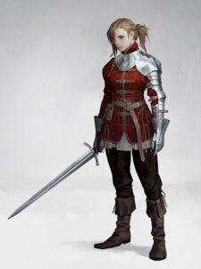 Rating: Safe Score: 3 Tags: armor dongho_kang sword User: Radioactive