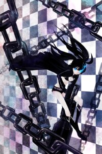 Rating: Safe Score: 12 Tags: black_rock_shooter black_rock_shooter_(character) gun nanarinca vocaloid User: Radioactive