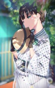 Rating: Safe Score: 29 Tags: japanese_clothes kurosawa_dia love_live!_sunshine!! yamaori_(yamaorimon) User: BattlequeenYume