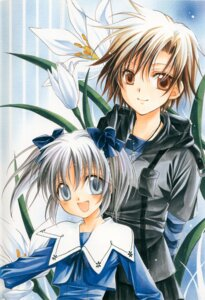 Rating: Safe Score: 4 Tags: spiral takamachi_ryoko takeuchi_rio User: Radioactive
