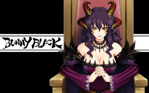Rating: Safe Score: 16 Tags: bunny_black cleavage horns softhouse_chara tagme wallpaper User: girlcelly