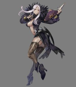 Rating: Questionable Score: 18 Tags: ass fire_emblem fire_emblem_heroes fire_emblem_kakusei heels inverse nintendo no_bra penekor stockings thighhighs transparent_png User: Radioactive