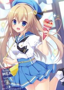 Rating: Questionable Score: 40 Tags: chericot_rozel heels matsumiya_kiseri seifuku skirt_lift User: kiyoe