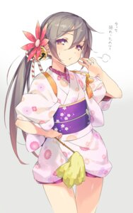 Rating: Safe Score: 92 Tags: akebono_(kancolle) gayarou kantai_collection kimono User: fairyren
