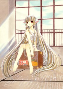 Rating: Safe Score: 15 Tags: bloomers chii chobits clamp User: Share