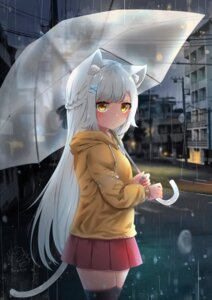 Rating: Safe Score: 1 Tags: animal_ears michiru_donut tail User: Mr_GT