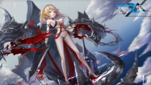 Rating: Questionable Score: 31 Tags: hc heels kingsense no_bra pantsu weapon User: BattlequeenYume
