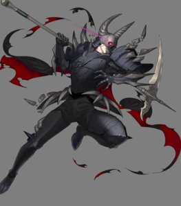 Rating: Safe Score: 3 Tags: armor death_knight fire_emblem fire_emblem_heroes fire_emblem_three_houses horns nintendo torn_clothes transparent_png weapon yamao_(intelligent_systems) User: fly24