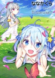 Rating: Questionable Score: 20 Tags: dress nanakagura see_through summer_dress User: drop