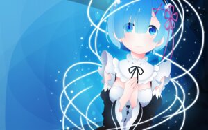 Rating: Safe Score: 34 Tags: maid re_zero_kara_hajimeru_isekai_seikatsu rem_(re_zero) User: kiyoe