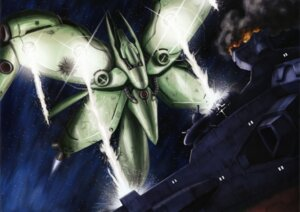 Rating: Safe Score: 6 Tags: gundam gundam_0083 mecha User: Share