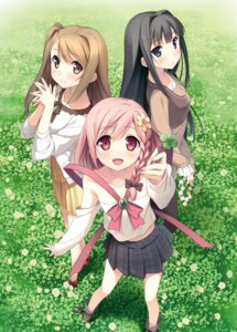 Rating: Questionable Score: 15 Tags: digital_version kantoku possible_duplicate your_diary User: Radioactive