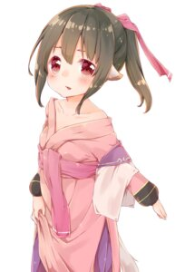 Rating: Safe Score: 38 Tags: animal_ears azuki_(krps-hano) kimono nekone_(utawarerumono) utawarerumono User: LolitaJoy