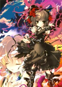 Rating: Safe Score: 24 Tags: dress goto_nao User: charunetra