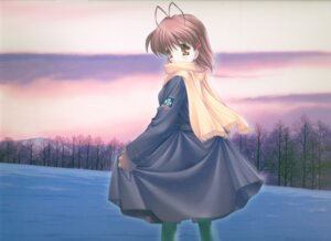 Rating: Safe Score: 4 Tags: clannad furukawa_nagisa hinoue_itaru User: Davison
