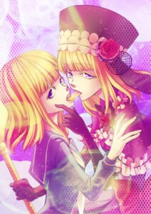 Rating: Questionable Score: 9 Tags: dress eva_beatrice natsumi_kei seifuku umineko_no_naku_koro_ni User: Mr_GT