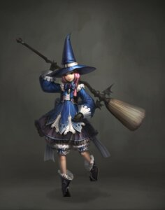 Rating: Safe Score: 16 Tags: atlantica_online bloomers tagme witch User: Radioactive