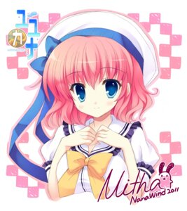 Rating: Safe Score: 34 Tags: autographed digital_version himezono_risa mitha nanawind yuyukana User: blooregardo