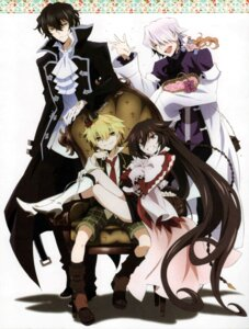 Rating: Safe Score: 16 Tags: alice_(pandora_hearts) emily_(pandora_hearts) gilbert_nightray oz_vessalius pandora_hearts screening xerxes_break User: acas
