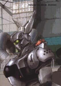 Rating: Safe Score: 3 Tags: mecha patlabor User: Radioactive