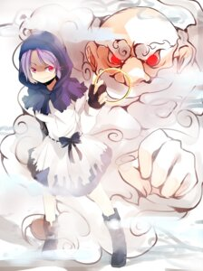 Rating: Safe Score: 4 Tags: kumoi_ichirin pun2 touhou unzan User: Nekotsúh
