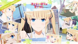 Rating: Safe Score: 47 Tags: megane pantyhose saenai_heroine_no_sodatekata sawamura_spencer_eriri seifuku wallpaper User: OnePaper