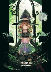 Rating: Safe Score: 15 Tags: kirisame_marisa orga touhou User: itsu-chan