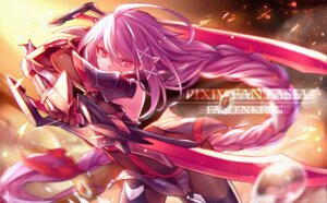 Rating: Safe Score: 58 Tags: armor pixiv_fantasia pixiv_fantasia_fallen_kings pointy_ears steelleets sword User: fairyren
